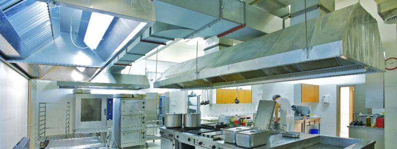 вытяжные зонты на кухне